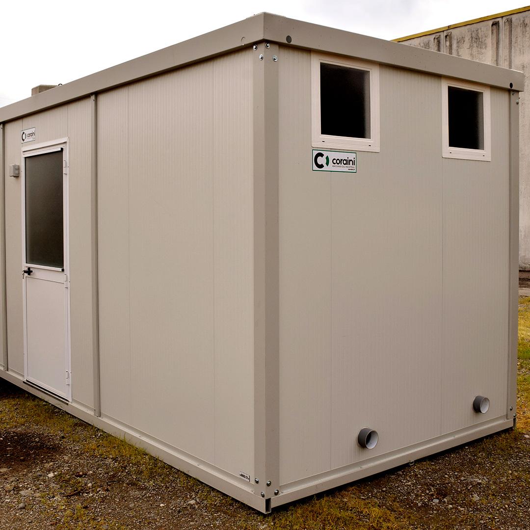 Box, container e WC chimici